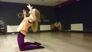 MONATIK - Улыбаясь contemporary choreo by Natalia Soboleva