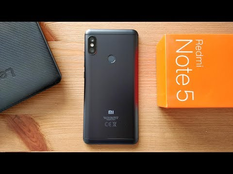 Xiaomi Redmi Note 5 Ελληνικό Unboxing & Hands On