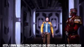 Darkstar One Broken Alliance Walkthrough - Opening Sequence