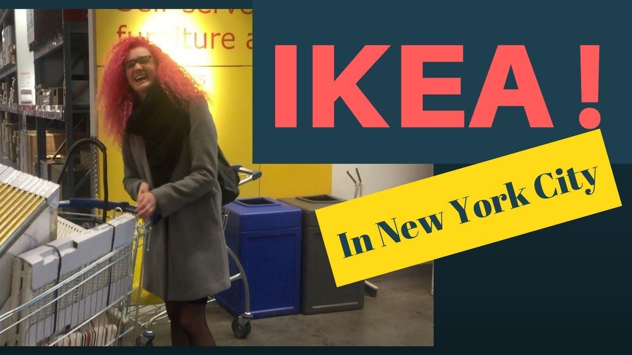 Ikea New York Taulu