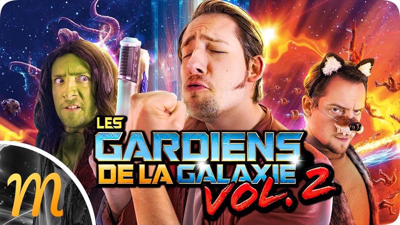 Bébé Groot est ingérable ! - LES GARDIENS DE LA GALAXIE VOL. 2