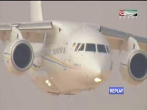 Antonov 158 Dubai AirShow