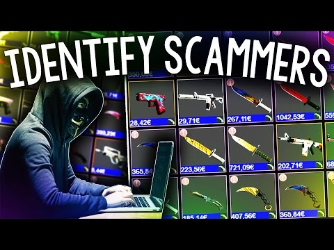 HOW TO IDENTIFY CS:GO SCAMMERS!