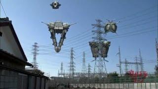 ウルトラゾーン 最後の攻撃命令です。 宇宙ロボット キングジョー登場 ...