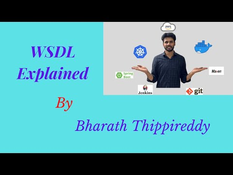 WSDL Explained