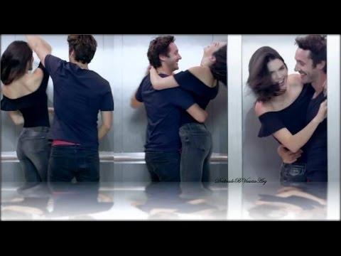 Benjamin Vicuña y  kendall Jenner Jeans   Bodies  en Tiendas Paris thumbnail