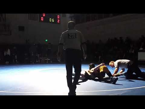 106 Aaron Scott Dunbar vs Mikey Lewis Sparrows Point