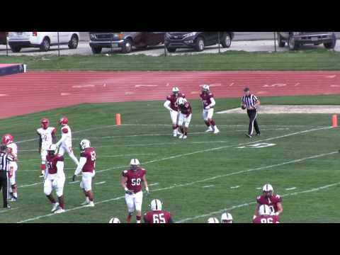 Sterling College vs McPherson College Highlight 11/5/16