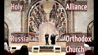 Putin: Russian Orthodox Church is The Spiritual Backbone of Russia