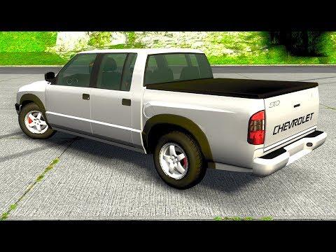 Live For Speed - Chevrolet S10 2.8 Turbo Diesel Com Pente Na Turbina! (G27 Mod)