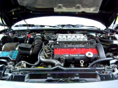 3000gt transmission problem youtube rh youtube com 1990 Dodge Stealth 1993 Dodge Stealth