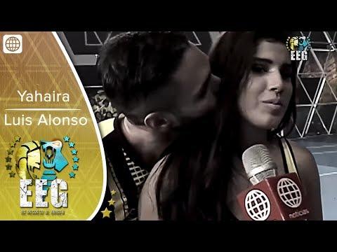 EEG de Regreso al Origen - ¿Nacerá el Amor entre Yahaira Plasencia y Luis Alonso Bustios?