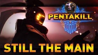 pentakill still the main master yi jungle mit der halben esl jgl german deutsch gameplay
