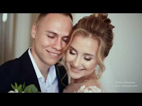 Шикарный свадебный клип. Свадебное видео, видеограф на свадьбу,трейлер. - Видео онлайн