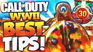 HOW TO GET BETTER AT WW2! COD WW2 Best Tips & Tricks! - How to Become a Better WW2 Player!