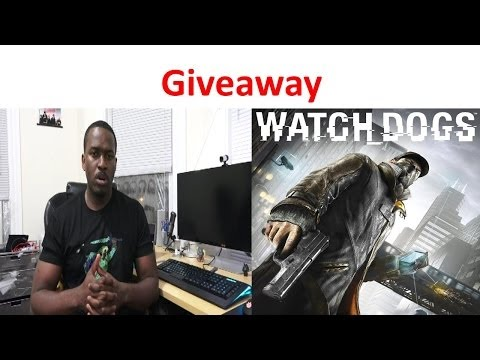 Watchdogs Giveaway Booredatwork.com 7th anniversar