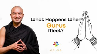 What Happens When Spİritual Gurus Meet - Om Swami [English]