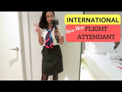 Madrid Vlog! | FLIGHT ATTENDANT LIFE