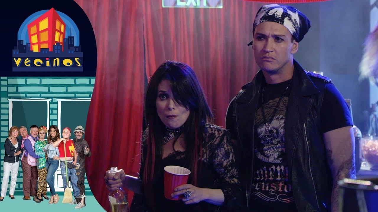 Vecinos, capítulo 2: Alejandra y Rocko vuelven a las tocadas | Temporada 5  | Distrito Comedia