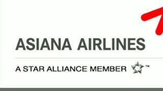 애플사운드 - 아시아나항공 콜센터 ARS 전화안내멘트(…