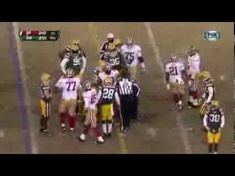 NFL Playoff Highlights: 49ers vs Packers Full Highlights 1/5/2014