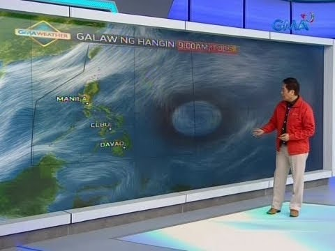 24 Oras: PAGASA, may bagong binabantayang low pressure area