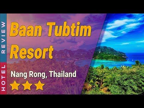 Baan Tubtim Resort hotel review   Hotels in Nang Rong   Thailand Hotels