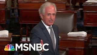 After Primary Night, Bob Corker Calls GOP 'Cultish' For Loyalty To Donald Trump | Hardball | MSNBC