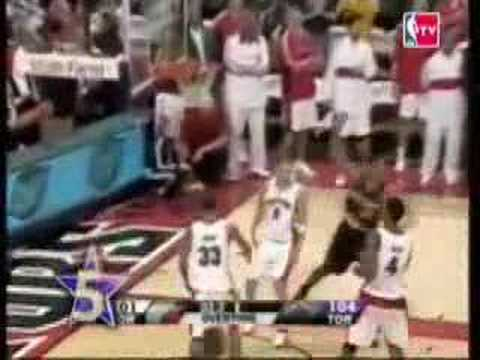 Top Ten Clutch NBA Season 2007/2008