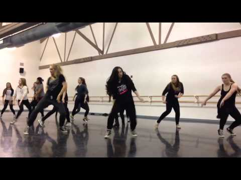 Chicago hip hop class