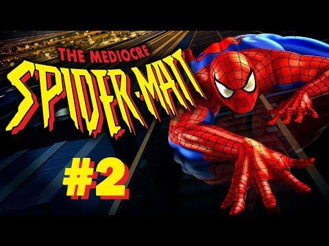 The Mediocre Spider-Matt - Spider-Man PSX (Part 2)