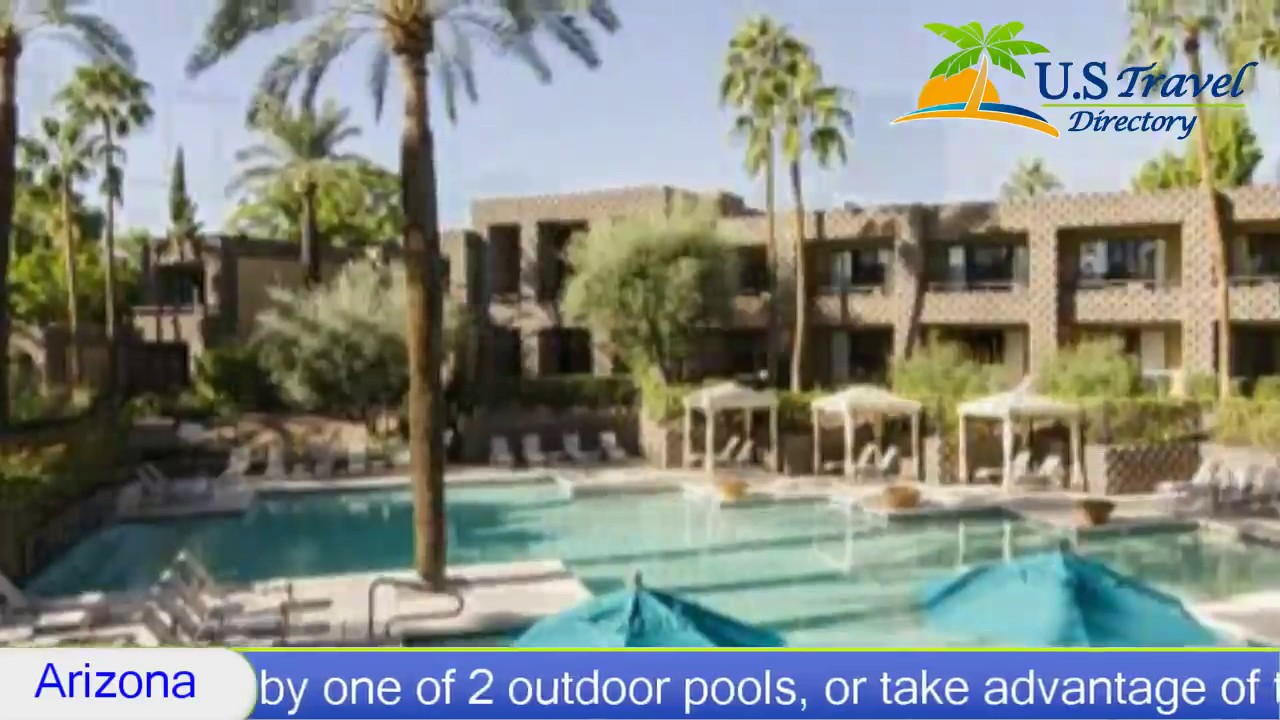 Doubletree By Hilton Paradise Valley Resort Scottsdale Hotel Arizona