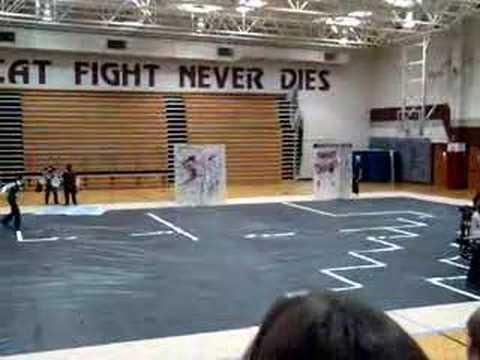 Bryan High School Indoor Drumline