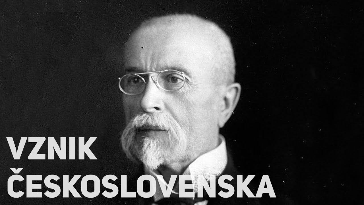 Download Vznik Československa