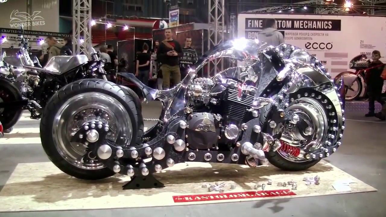 Crazy Custom Motorcycles You Won T Believe Exits Youtube