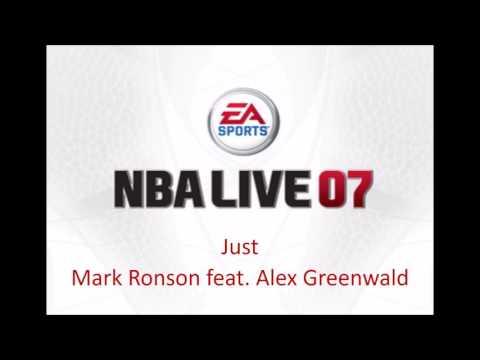 Mark Ronson Feat. Alex Greenwald - Just (NBA Live 07 Edition)