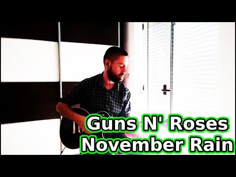 Guns N' Roses - November Rain Solo