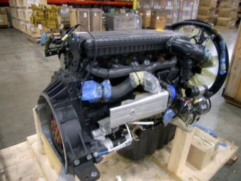 Mercedes benz model om 906 la diesel engine on for Mercedes benz diesel engines