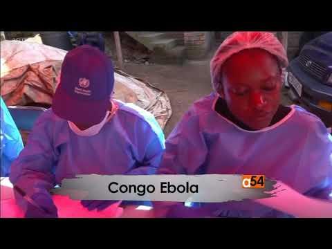 DRC Ebola Ban