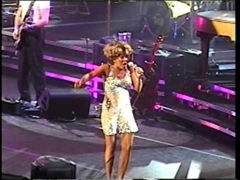 Tina Turner - Oslo 1996 - Part 2