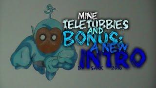[speed drawing] teletubbies bleu