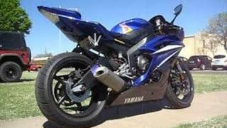 07 r6 stock exhaust youtube