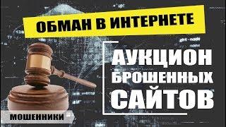 Спецвыпуск #4 Мошенники. Александр Громов и заработок на аукционе брошенных сайтов