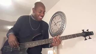 Bass Guitar Inspirational Groove (Gospel Style)
