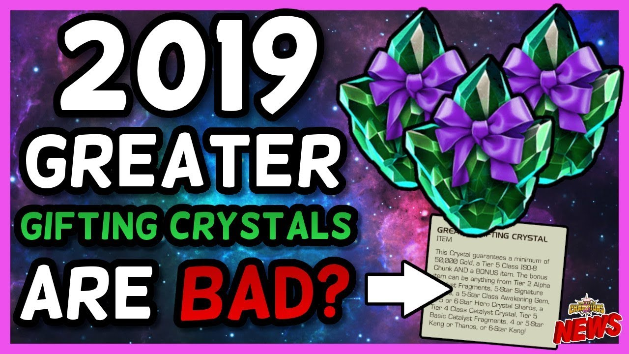 2019 Greater Gifting Crystals Are Not Pleasing Everyone & The 5th Year Gift  + More [MCN]