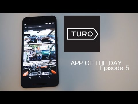 App of the Day: Turo