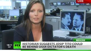 Could Josip Tito have been behind Stalin