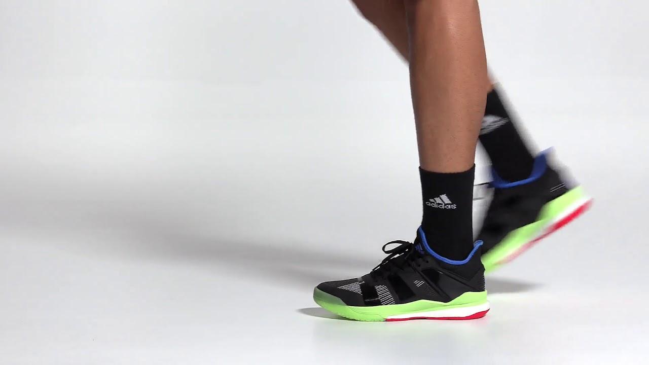 Adidas Stabil X Shoes Black