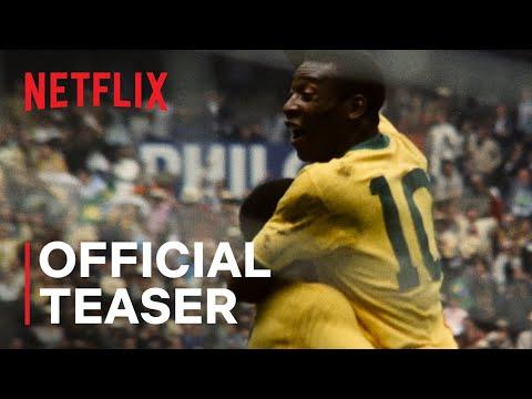 Pelé | Official Teaser | Netflix