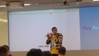 Flute performance - Singapore MusicTech Meetup